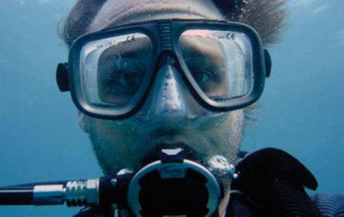 Efectos de la inmersión sobre los sentidos