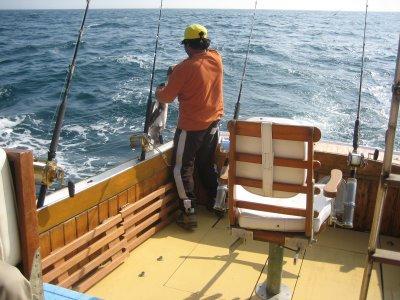Pescar en Talara