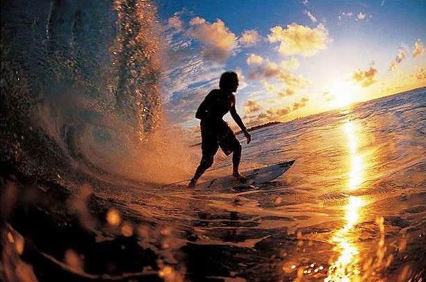 Consejos para principiantes del surf