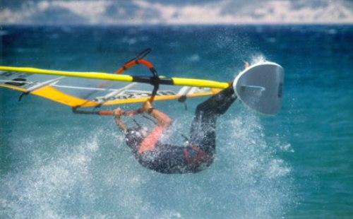 Tarifa, la meca del Windsurf en España