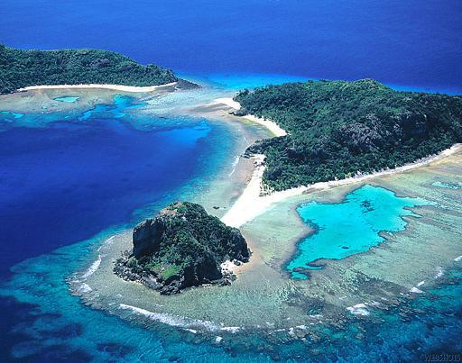 El Oceano Pacifico, el mas grande y profundo