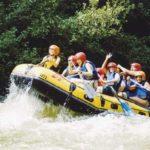 Consejos para principiantes de rafting