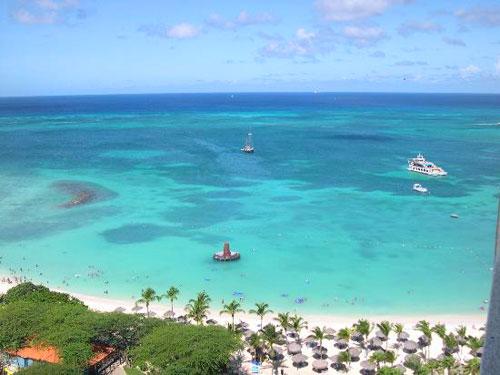 Viaje a Aruba