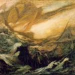 El holandés errante, leyenda marina