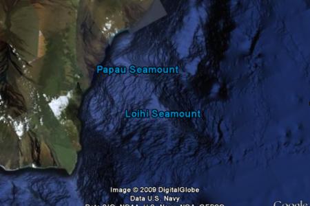 Buscando la Atlántida con el Google Earth