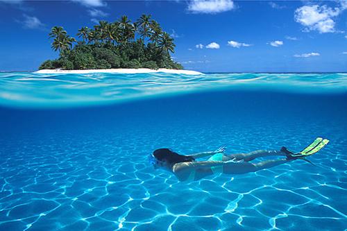 Maldivas, perlas del Océano Índico en peligro