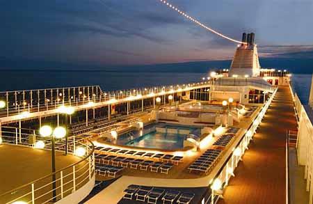 Los cruceros, las nuevas vacaciones
