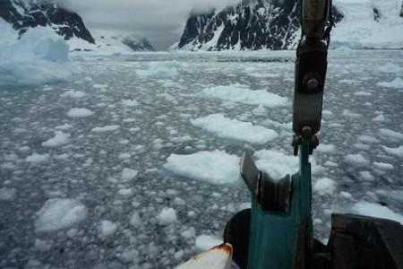 Las expediciones a la Antártida