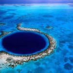 Blue Hole, círculo azul perfecto en Belice