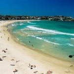 Bondi Beach, surf y sol en Australia