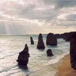 La playa de los Doce Apóstoles, en Australia