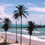 Playa Paracuru, kitesurf en Brasil