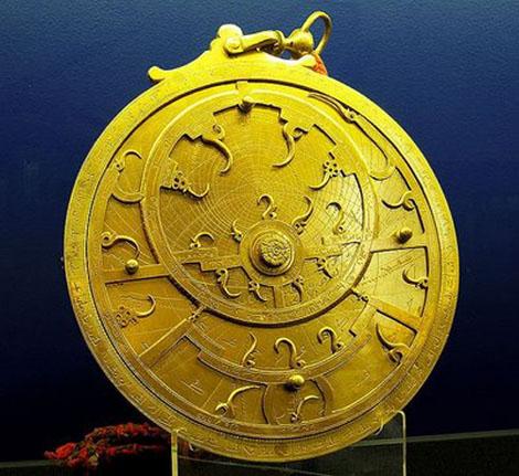 astrolabio persa