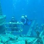 Naufragios en Aruba, sitios de buceo