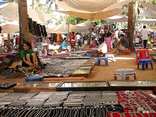 mercado anjuna