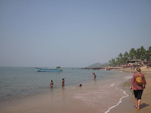playa anjuna