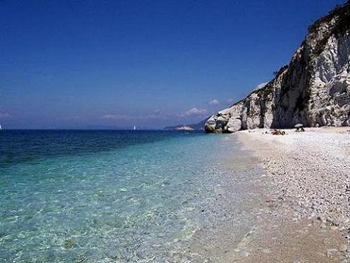 Playa isla Elba