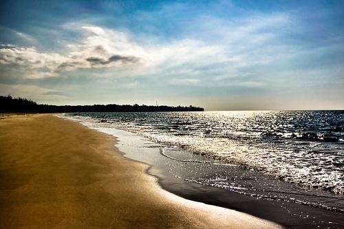 La Playa Muara, el secreto de Brunei