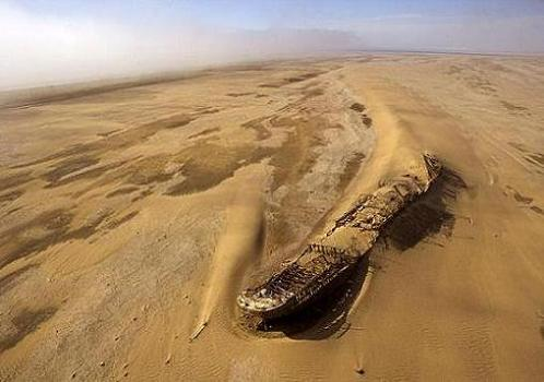 El mar de Aral… ¿mar?