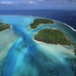 Isla Moorea y su laguna turquesa, vecinas de Tahiti