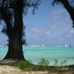Araoa, playa de ensueño en las Islas Cook