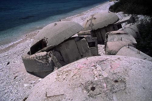 bunkers albania 3