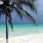 La isla de Cozumel en el Caribe Mexicano