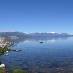 El majestuoso lago Nahuel Huapi