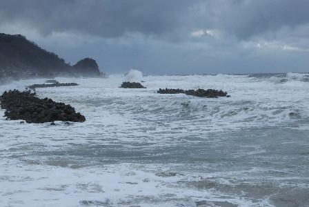 El Mar de Japón
