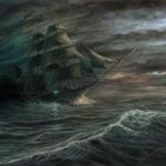 Leyendas de barcos fantasmas