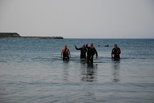 buceo mar negro
