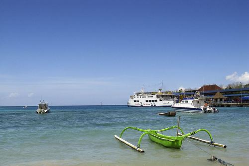 padangbai ferry