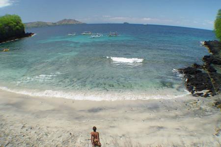 Padangbai, hermosa playa de Bali