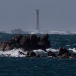 Bishop Rock, la isla más pequeña del mundo