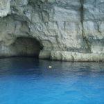 La Gruta Azul, maravilla en Malta