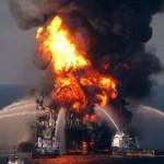 Desastre ecológico en el Golfo de México