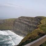 Los Acantilados de Moher, belleza en Irlanda