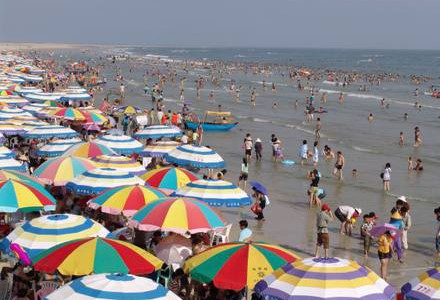 Beihai, la mejor playa de China