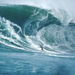 Cómo se forman las olas