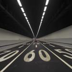 El túnel subacuático Xiamen, en China