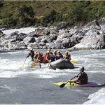 Nepal, destino internacional de rafting