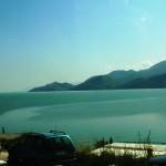 Skadar, el lago entre Albania y Montenegro