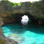 Las hermosas Piscinas Limu, en Niue