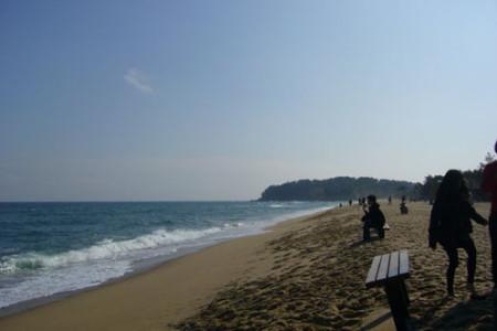 Sokcho, la mejor playa de Corea del Sur