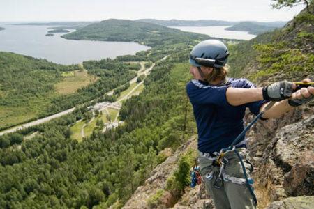 La extraña Costa Alta de Suecia