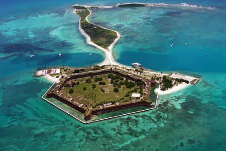 Isla de Tortuga, refugio de bucaneros y piratas