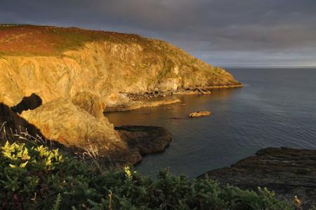 Crozon, una península rocosa en Francia