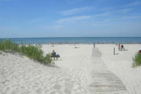 Playas de Bandera Azul en Letonia