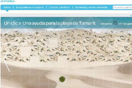 Ayuda a la playa Tamarit