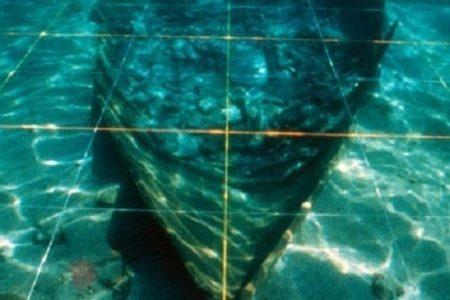 Arqueología subacuática: hallazgo de Mazarrón